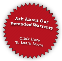 Extended Warranty Available